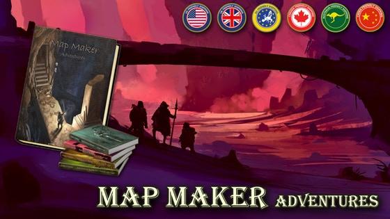 Map Maker Adventures