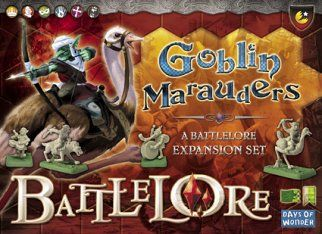 BattleLore: Goblin Marauders Specialist Pack