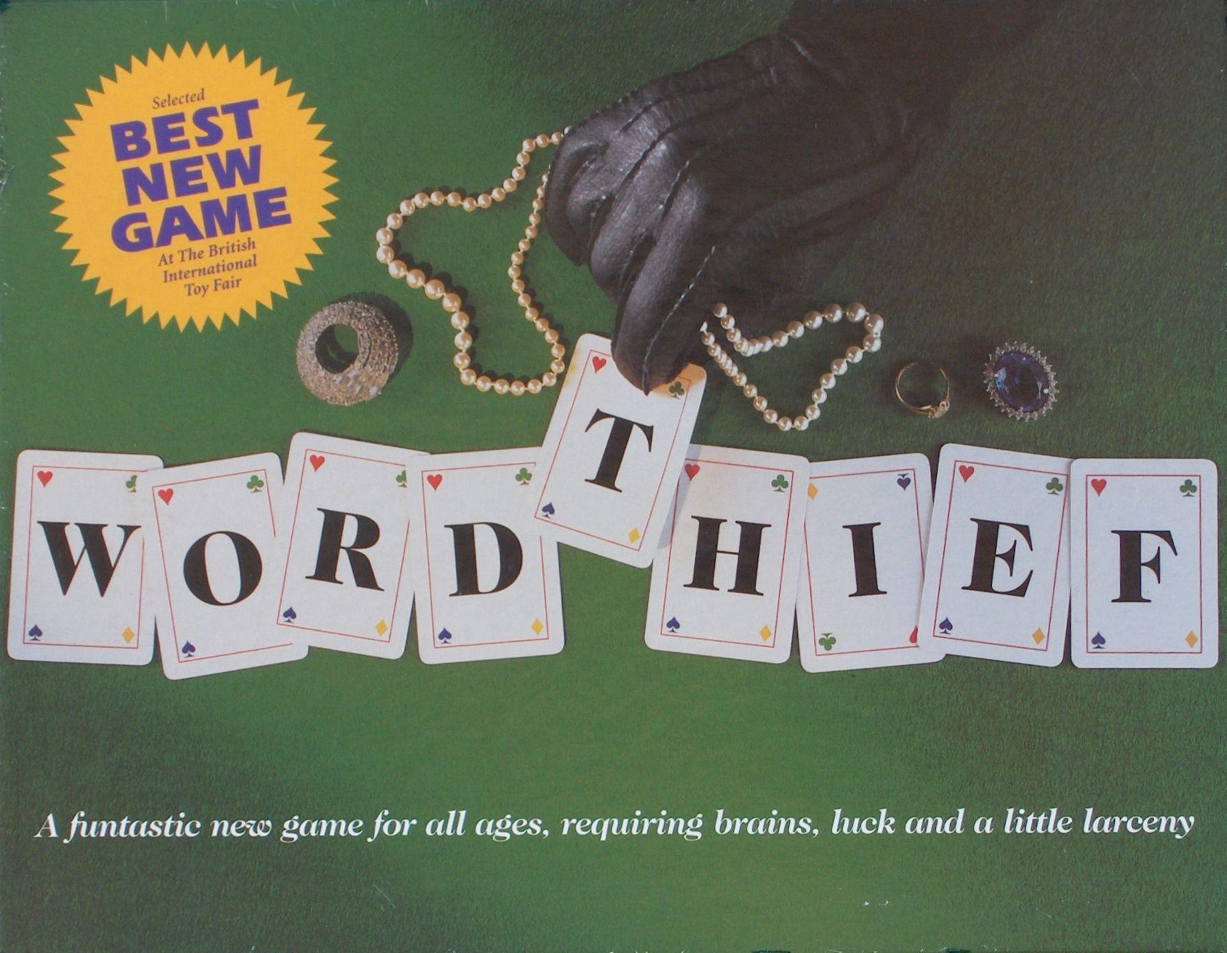 Word Thief