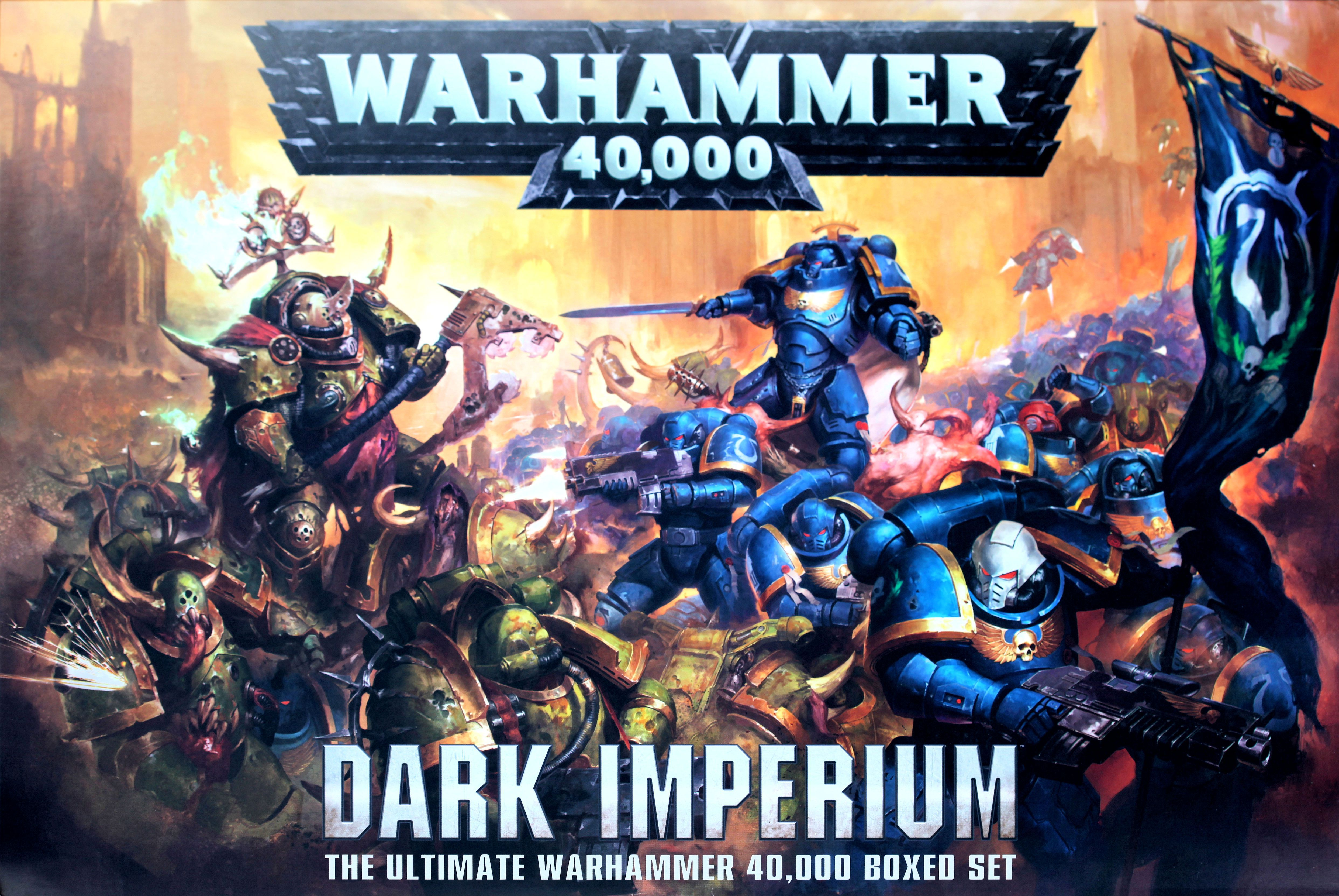 Dark Imperium Starter Box Review