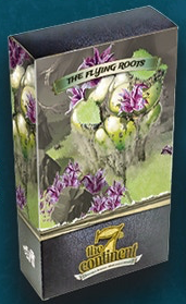 The 7th Continent: The Flying Roots