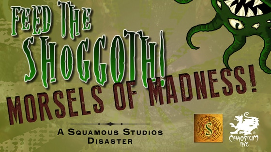 Morsels of Madness: An expansion for Feed the Shoggoth!