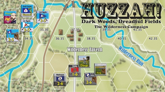 Huzzah! 2: Dark Woods, Dreadful Fields