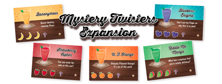 Blend Off!: Mystery Twisters