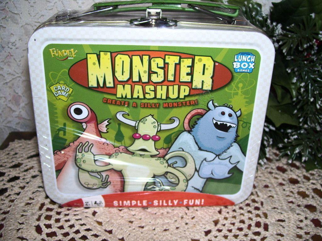 Monster Mashup Lunchbox Game