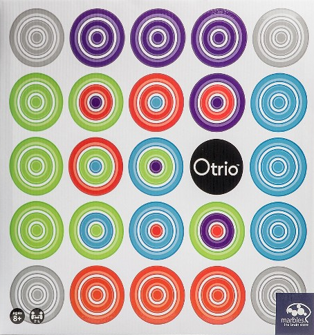 Otrio Game Overview