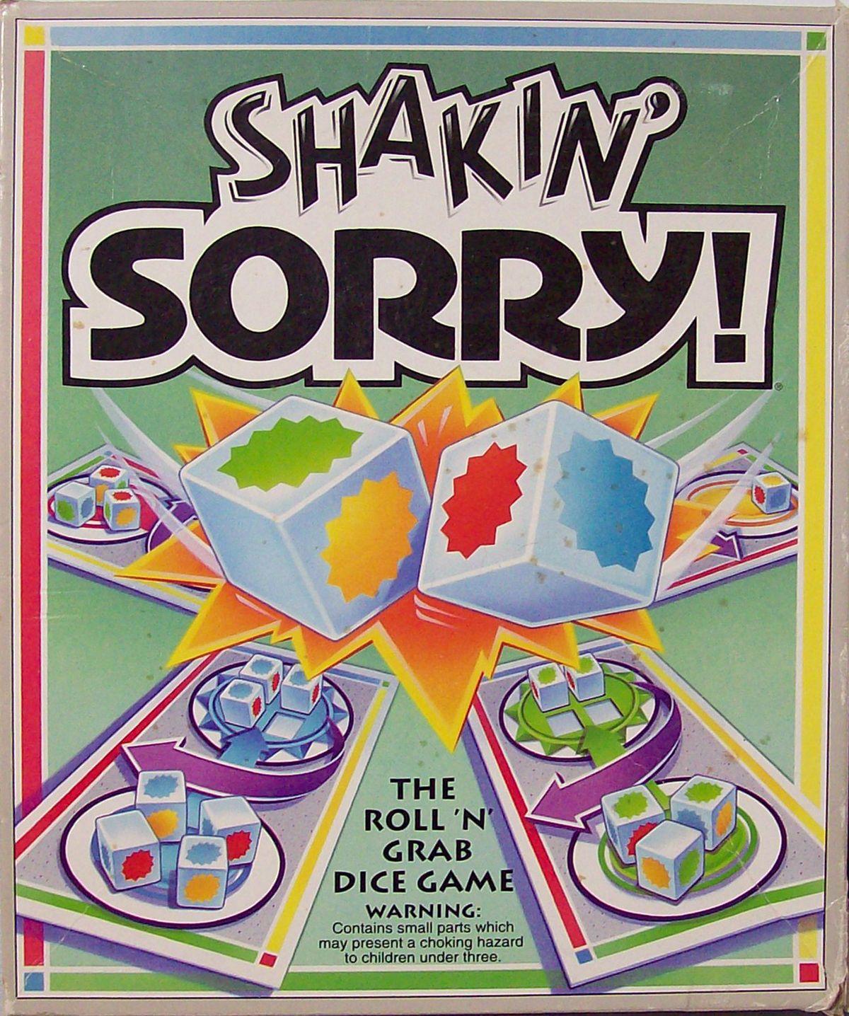 Shakin' Sorry