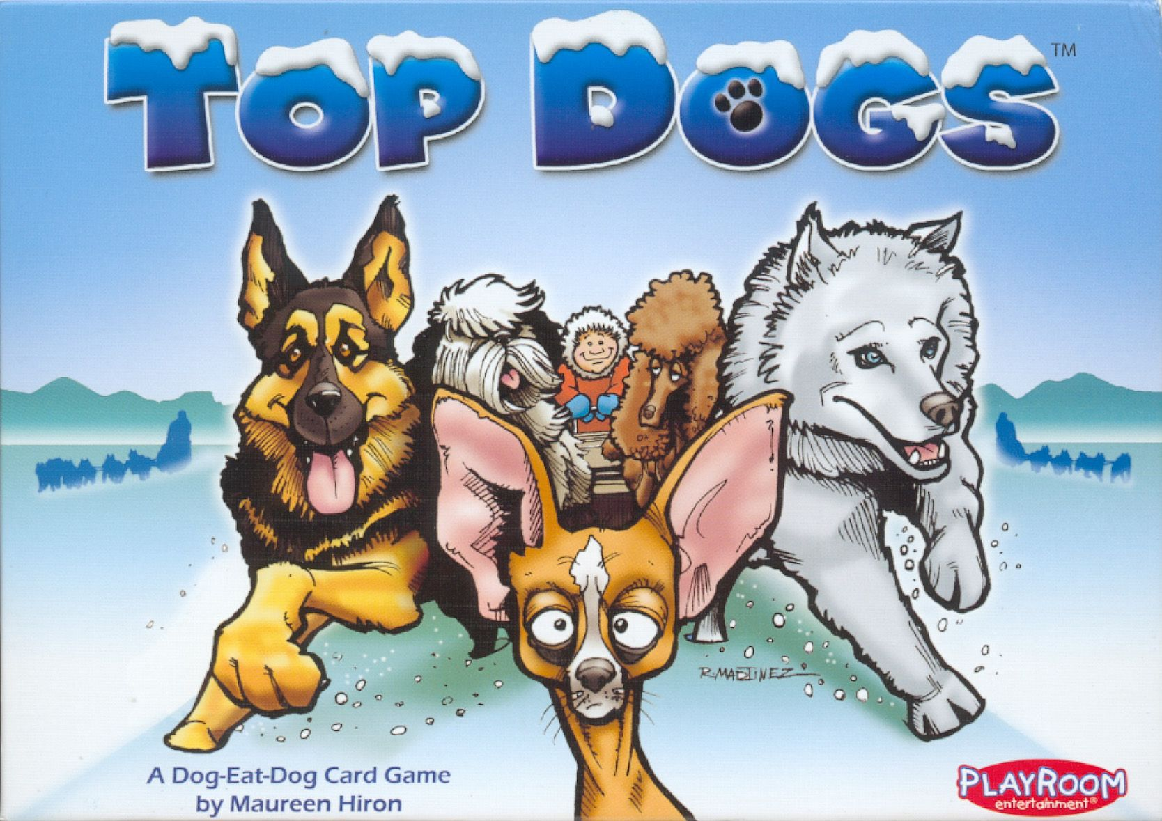 Thrift Treasure: Top Dogs Card Game