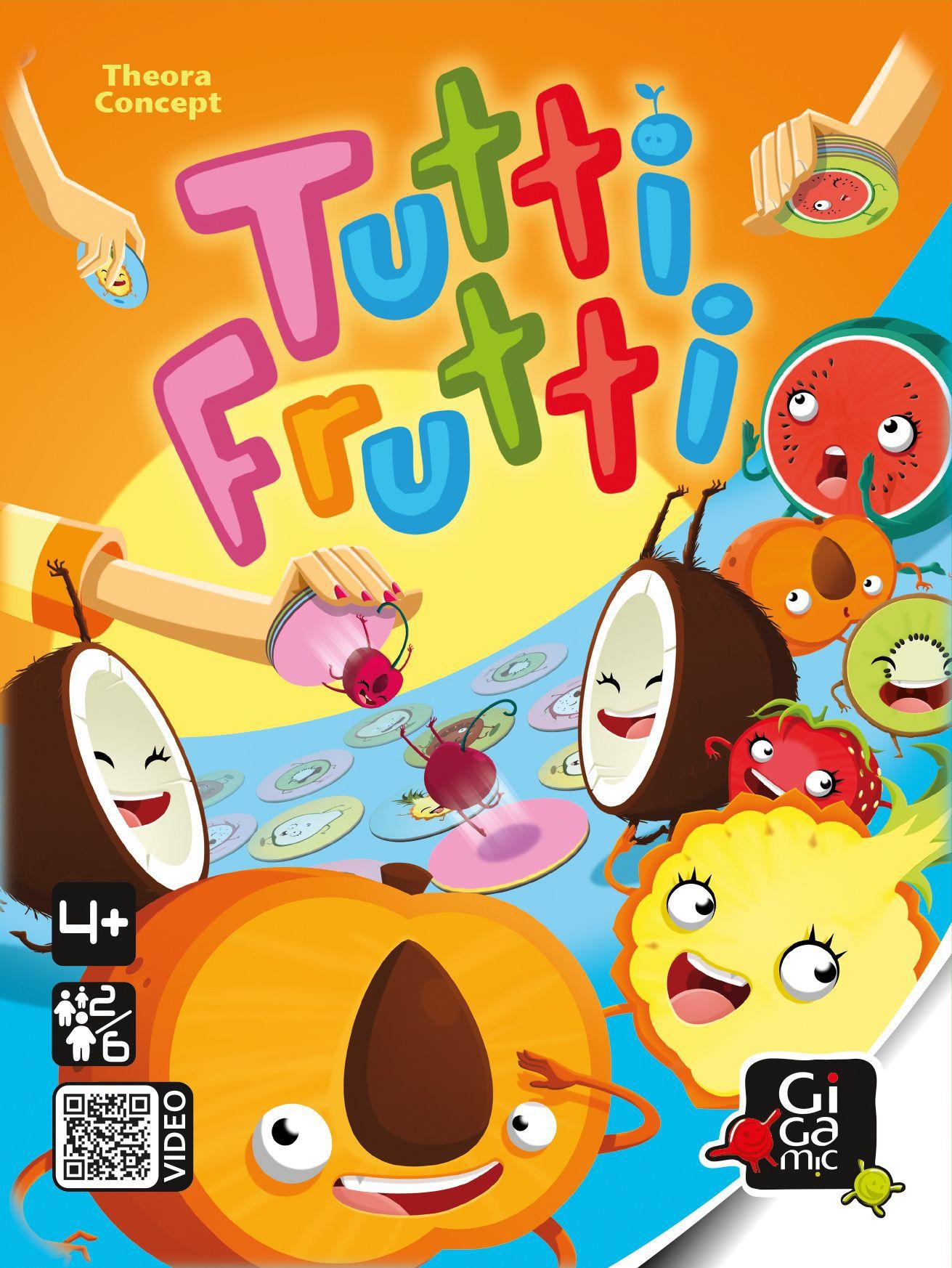 Tutti Frutti