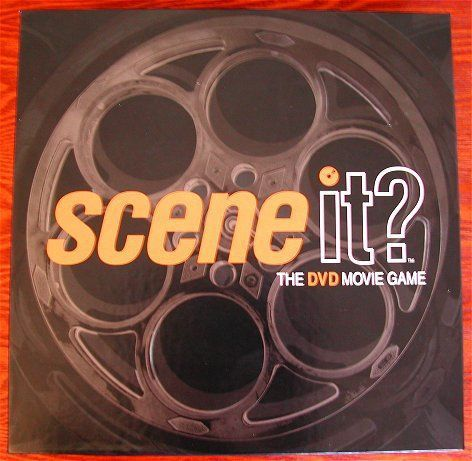 Scene It? Movie