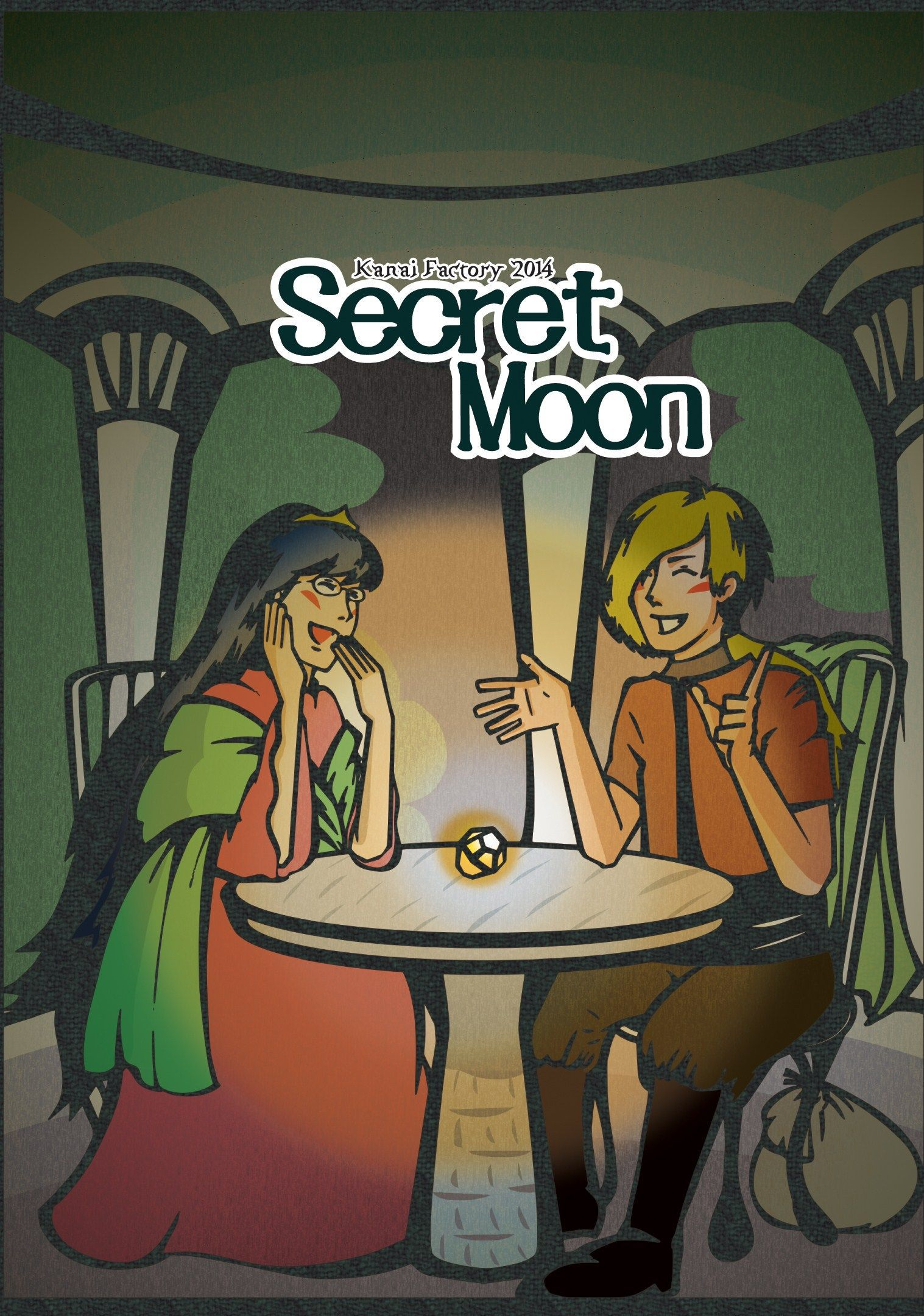 Secret Moon