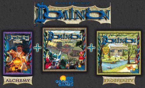 Dominion Big Box (English)
