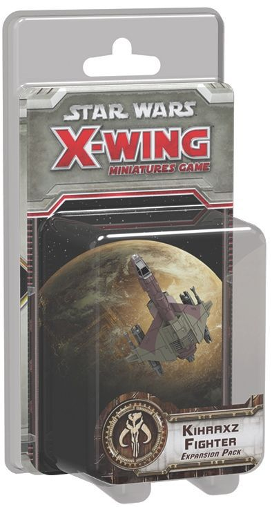 Star Wars X-Wing: Kihraxz Fighter