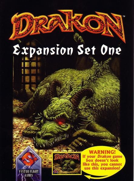 Drakon Expansion 1