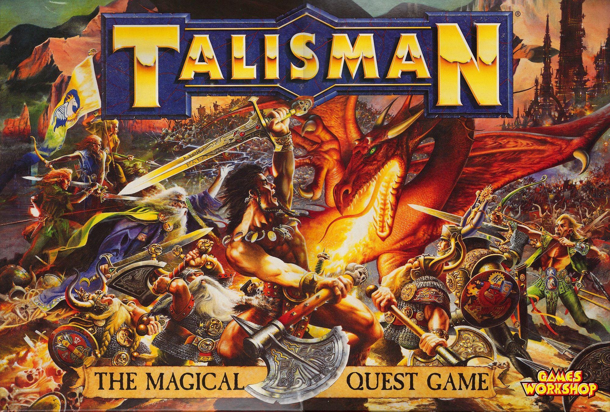 Talisman (third edition)
