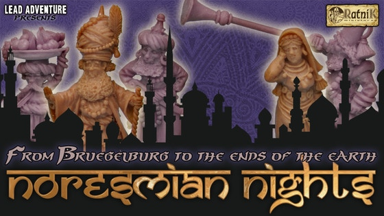Noresmian Nights - From Bruegelburg to the ends of the earth