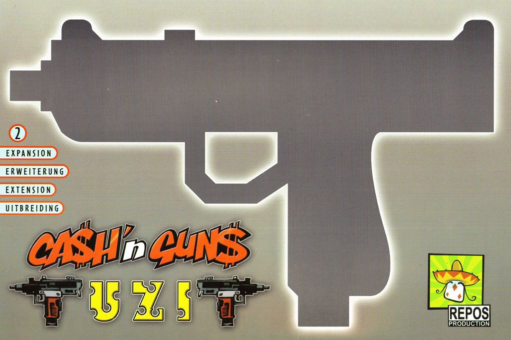 Ca$h 'n Gun$: Uzi