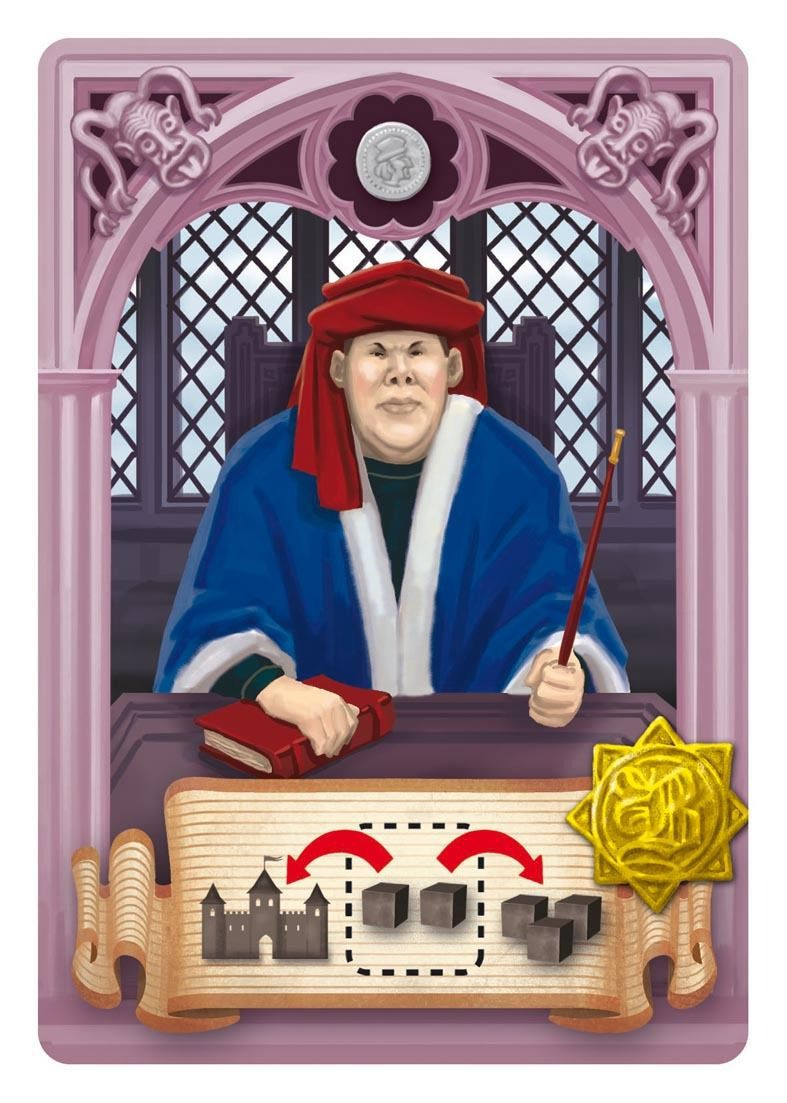 Rattus: Judge Promo Card