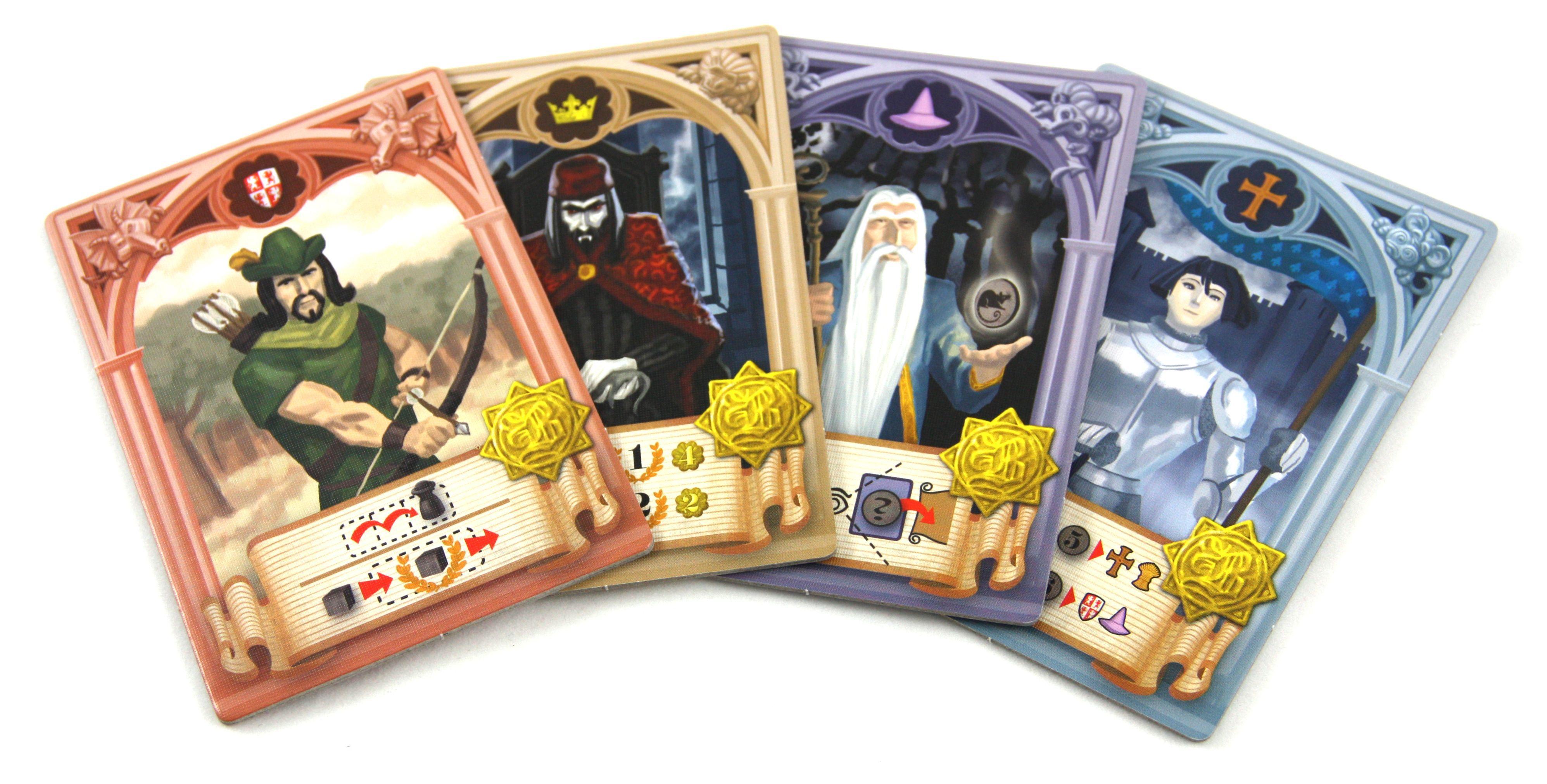 Rattus: Spiel 2010 Bonus Cards