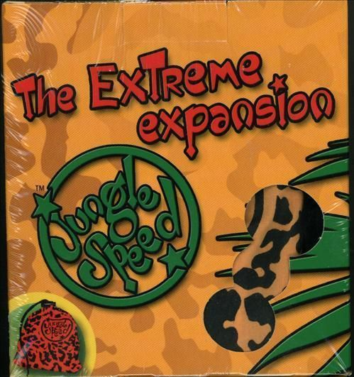 Jungle Speed: The Extreme Expansion