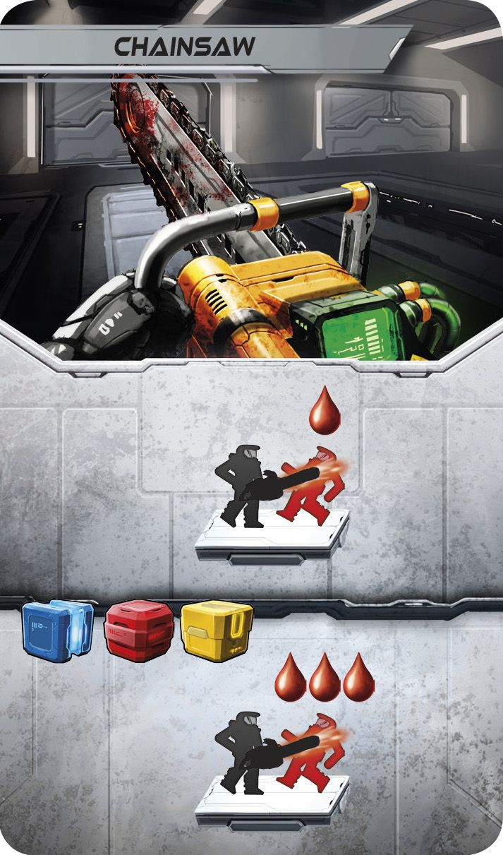 Adrenaline: Chainsaw