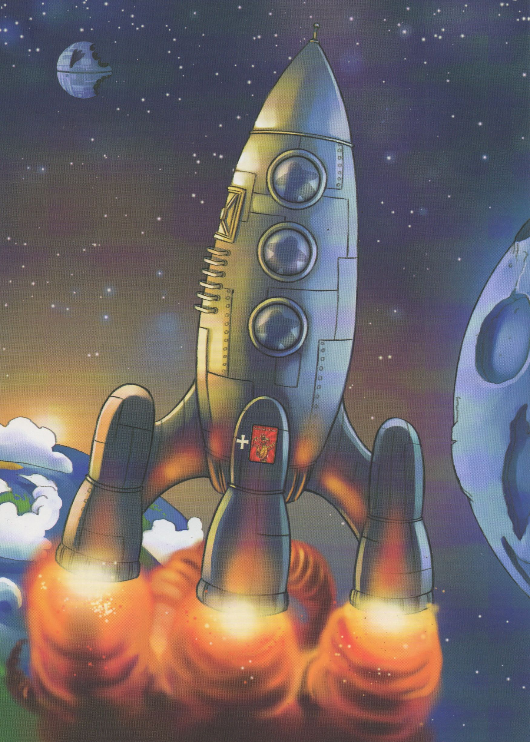 Terror in Meeple City: The Space Cowboys