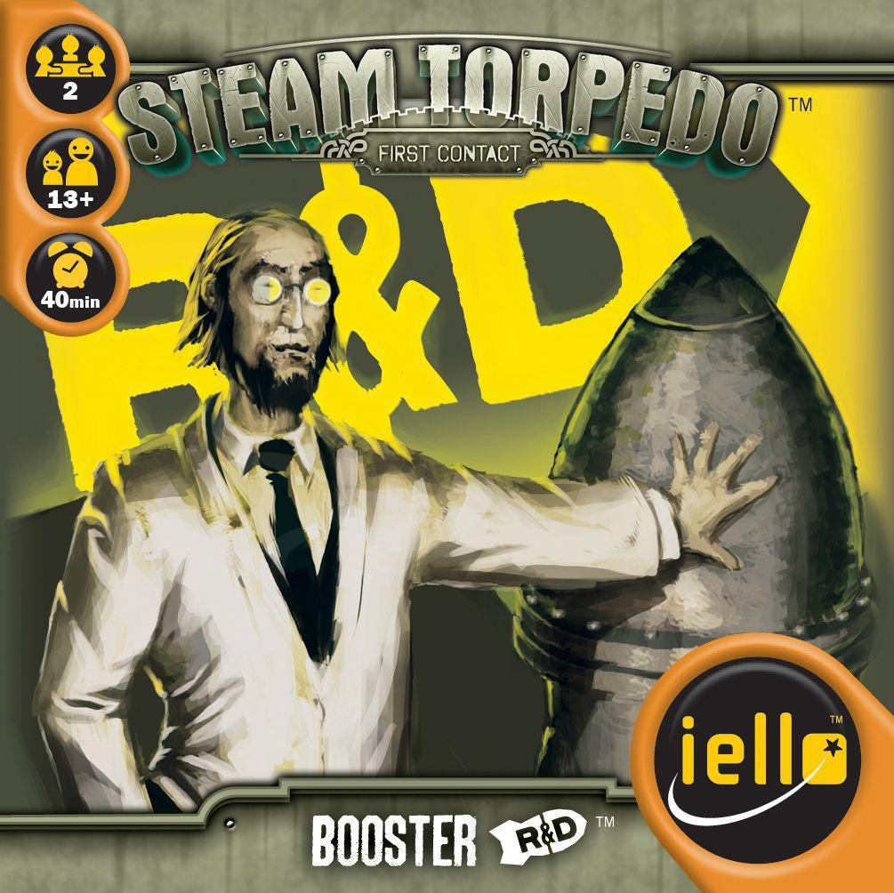 Steam Torpedo: First Contact – R&D