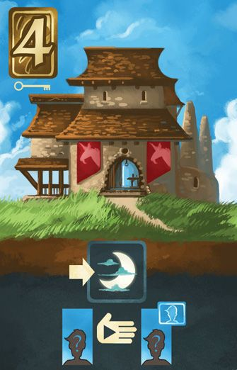 Above and Below: G@mebox Building promo card