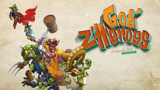 Gob'z'Heroes // v1.5