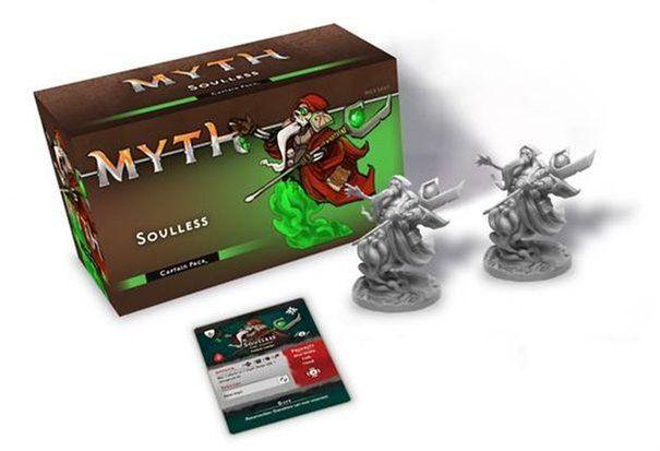 Myth: Soulless Captain Pack