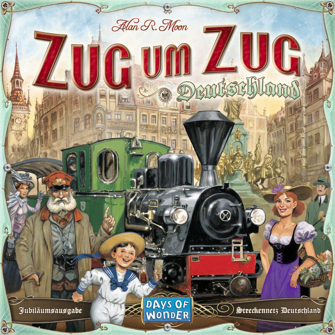 Zug um Zug: Deutschland