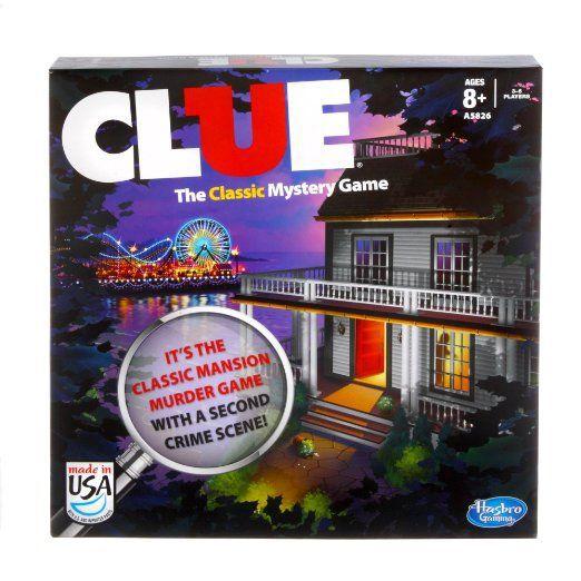 Clue (Second Crime Scene Edition)