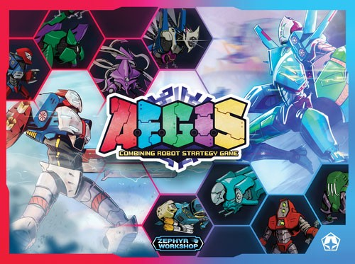 AEGIS: Combining Robot Strategy Game
