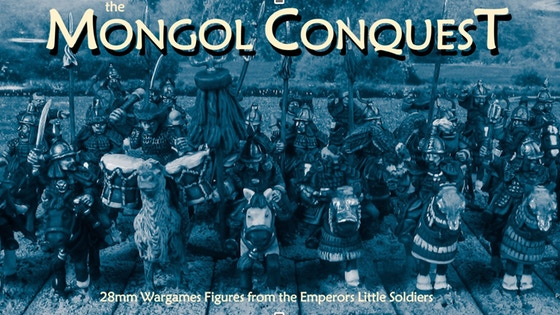 The Mongol Conquest - 28mm Wargames Figures