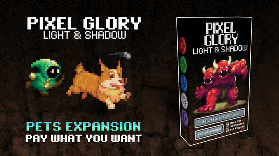Pixel Glory - Pets Expansion! Pay What You Want
