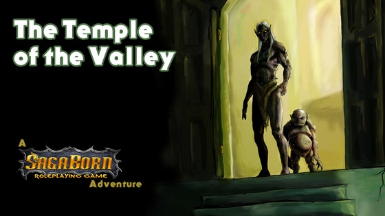 Shadows of the Tower, Adventure 2; Temple of the Valley