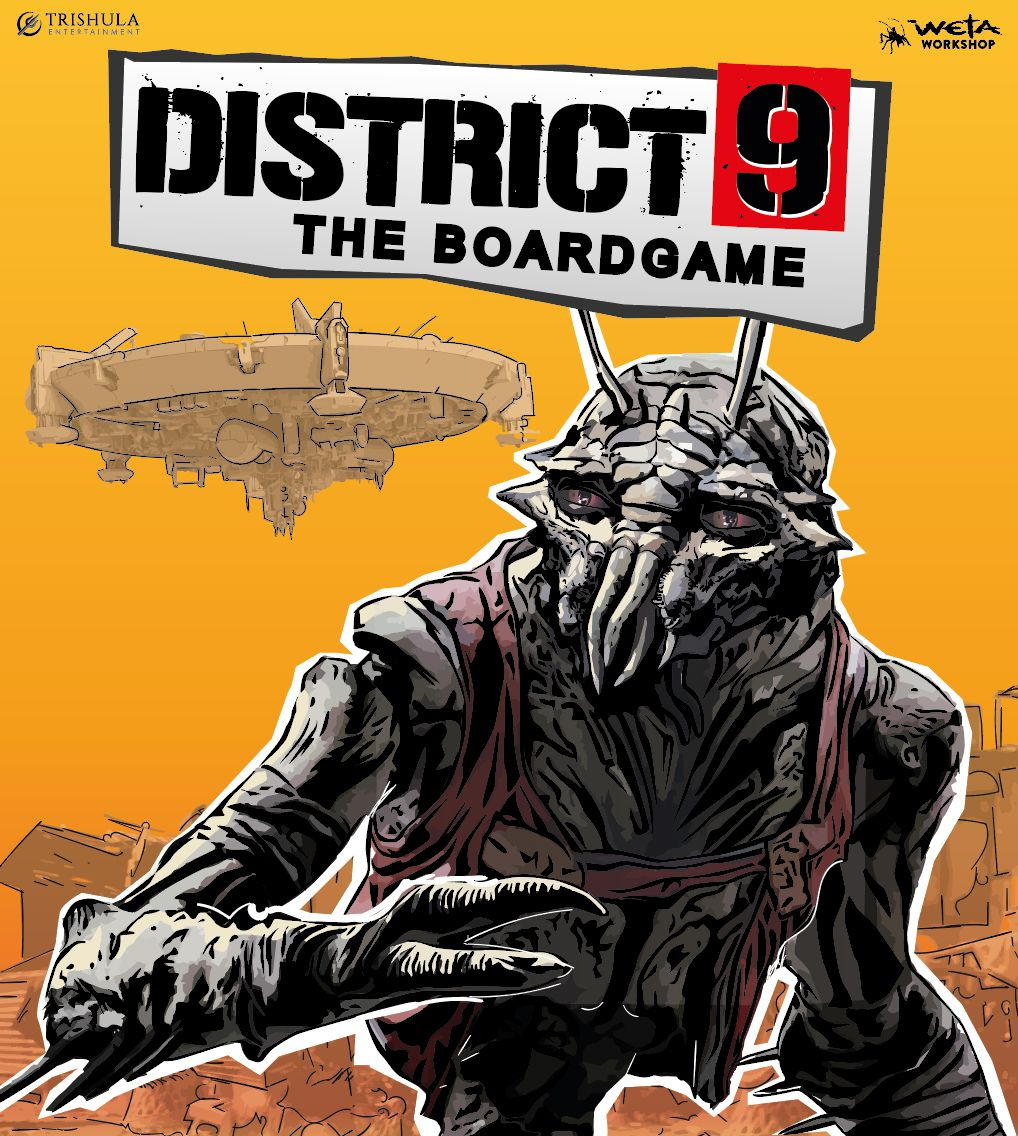 District 9: The Boardgame