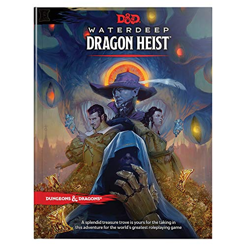 Waterdeep Dragon Heist