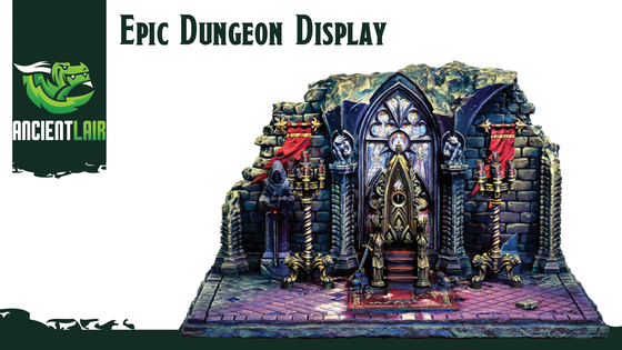 Epic Dungeon Display