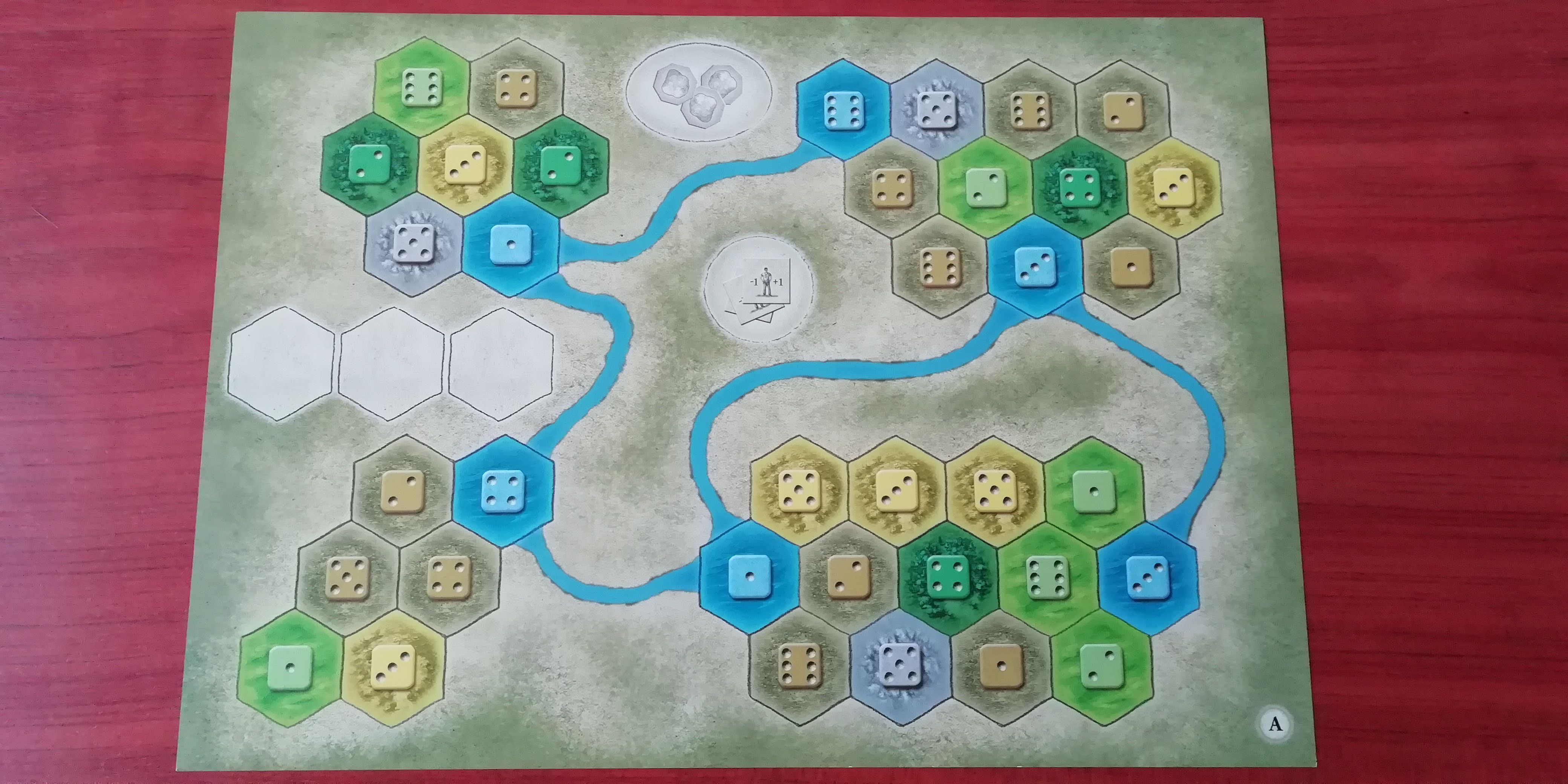 The Castles of Burgundy: 10th Expansion – Solo