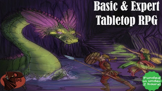 Basic and Expert RPG Sets Remastered!