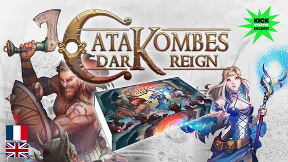 Catakombes Dark Reign RPG