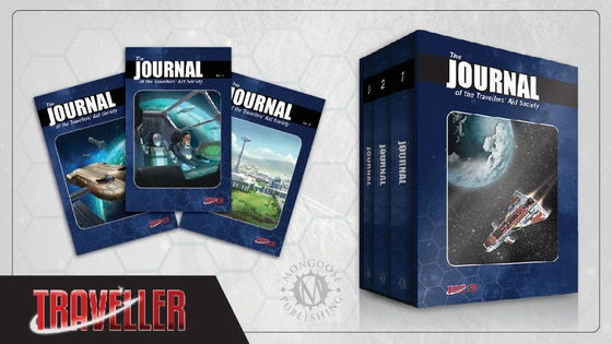 Traveller RPG: The Journal of the Travellers Aid Society
