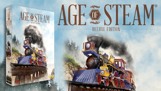 Age of Steam: Deluxe Edition