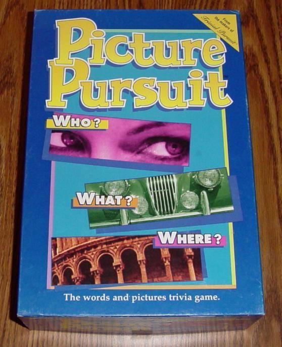 Picture Pursuit