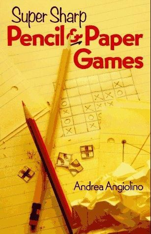 Super Sharp Pencil & Paper Games