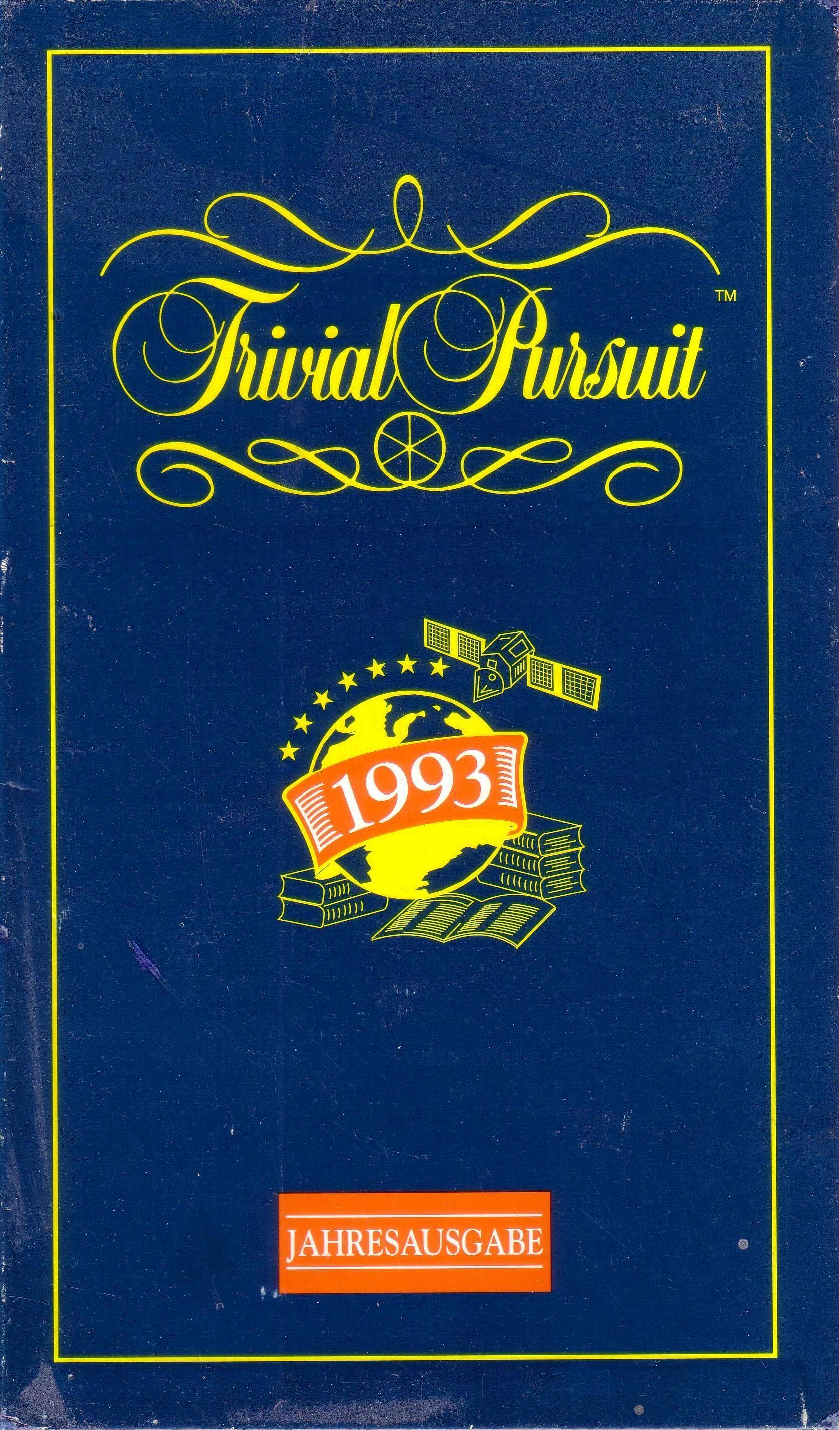 Trivial Pursuit: 1993 Edition (German)