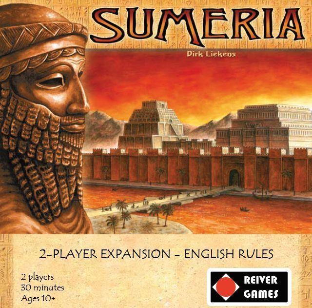Sumeria: 2-Player Expansion