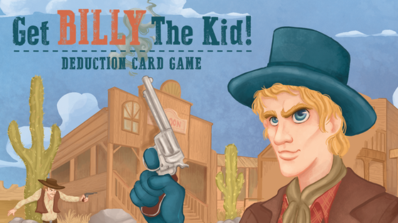 Get Billy the Kid!