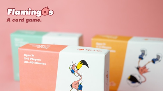 FlamingOs Card Game